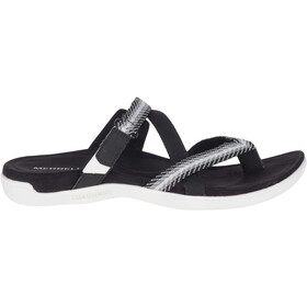 Merrell District Mendi Thong Hjemmesko Damer, black